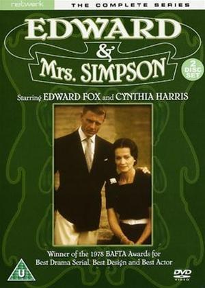 Rent Edward and Mrs Simpson Online DVD Rental