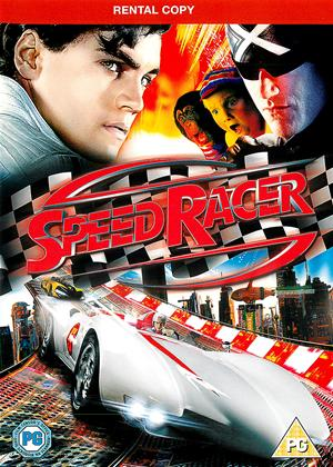 Speed Racer Online DVD Rental