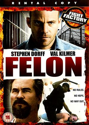 Rent Felon Online DVD Rental