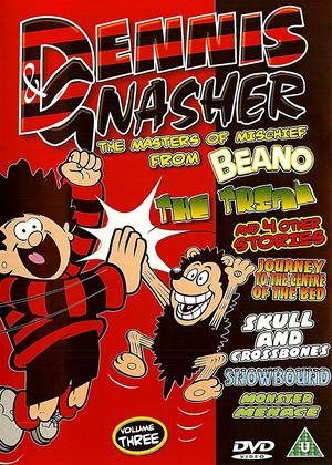 Rent Dennis the Menace and Gnasher: Vol.3 Online DVD Rental