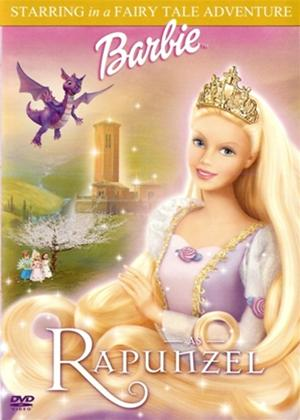 Rent Barbie as Rapunzel Online DVD Rental