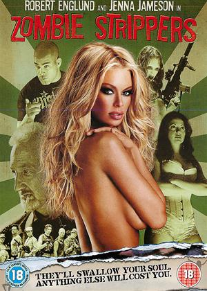 Rent Zombie Strippers Online DVD Rental