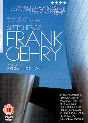Rent Sketches of Frank Gehry Online DVD Rental