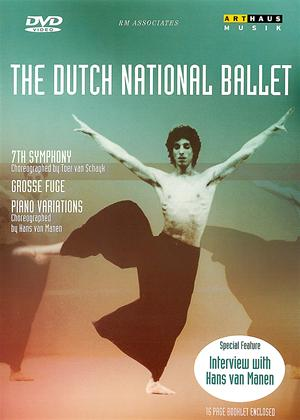 Rent Beethoven: Symphony No. 7: Grosse Fuge: Dutch National Ballet Online DVD Rental