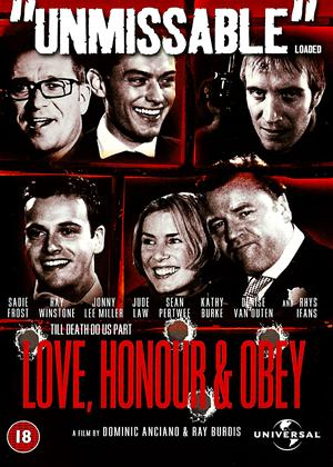 Rent Love, Honour and Obey Online DVD Rental