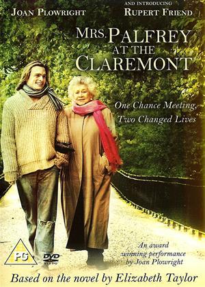 Rent Mrs. Palfrey at the Claremont Online DVD Rental