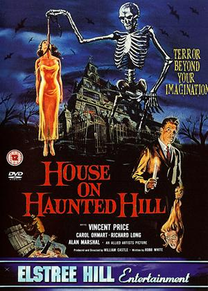 Rent House on Haunted Hill Online DVD Rental