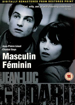 Masculin, Feminin Online DVD Rental