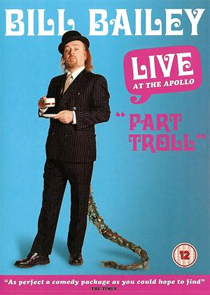 Bill Bailey: Part Troll: Live Online DVD Rental