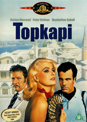 Rent Topkapi Online DVD & Blu-ray Rental