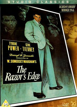 The Razor's Edge Online DVD Rental