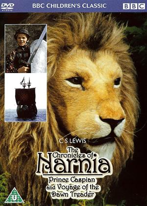 Rent The Chronicles of Narnia: Prince Caspian and Voyage of the Dawn Treader Online DVD Rental