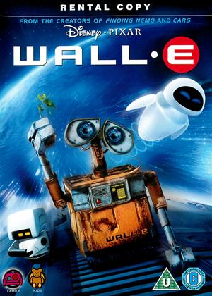 Wall-E Online DVD Rental