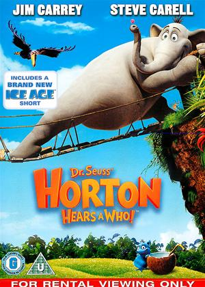 Rent Horton Hears a Who! Online DVD Rental