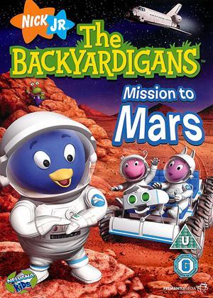 Rent Backyardigans: Mission to Mars Online DVD Rental