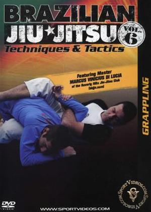 Rent Brazilian Jiu Jitsu 6: Grappling Online DVD Rental