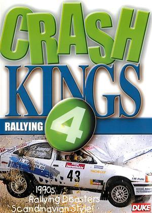 Rent Crash Kings: Rallying 4 Online DVD Rental