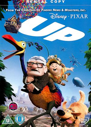 Up Online DVD Rental