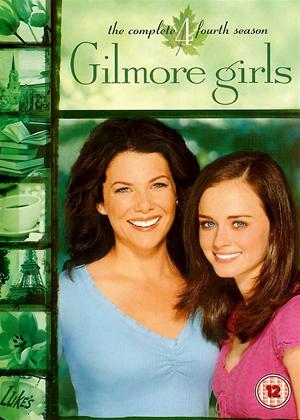 Rent Gilmore Girls: Series 4 Online DVD Rental