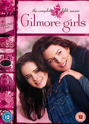 Rent Gilmore Girls: Series 5 Online DVD Rental