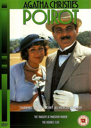 Rent Agatha Christie's Poirot: Tragedy at Marsden/The Double Clue Online DVD Rental