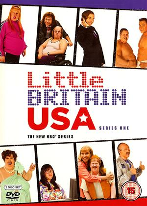 Rent Little Britain USA: Series 1 Online DVD Rental