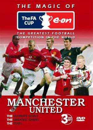 Rent Manchester United: Magic of the F.A.Cup Online DVD Rental