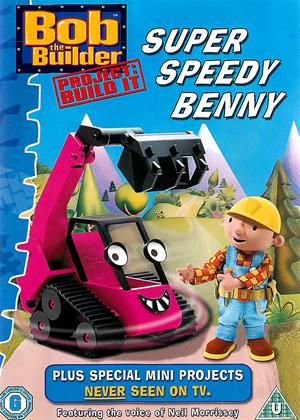 Rent Bob the Builder: Super Speedy Online DVD & Blu-ray Rental