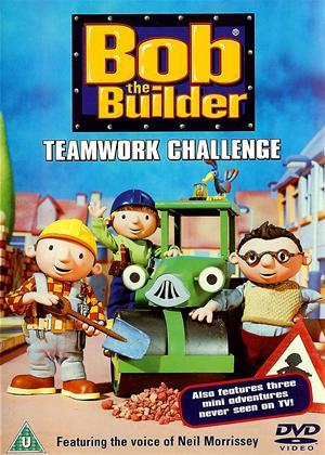 Rent Bob the Builder: Teamwork Challenge Online DVD Rental