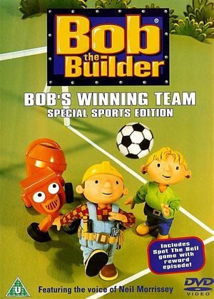 Rent Bob the Builder: Winning Team Online DVD Rental