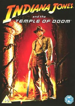 Rent Indiana Jones and the Temple of Doom Online DVD Rental