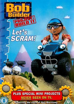 Rent Bob the Builder: Let's Scram Online DVD Rental