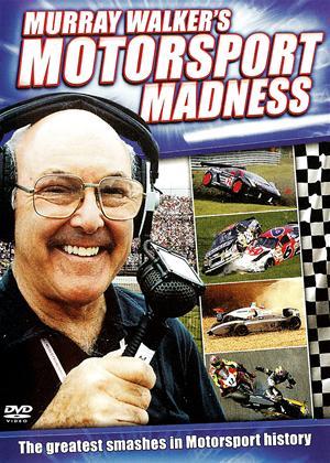 Rent Murray Walker's Motorsport Madness Online DVD & Blu-ray Rental