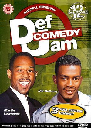 Rent Def Comedy Jam: All Stars: Vol.12 Online DVD & Blu-ray Rental
