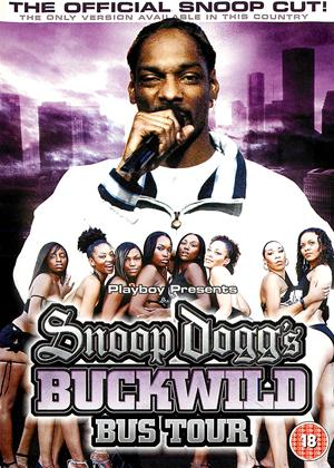 Rent Playboy: Snoop Dogg's Buckwild Bus Tour Online DVD Rental