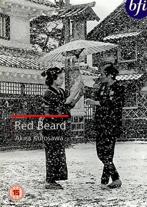 Rent Red Beard (aka Akahige) Online DVD & Blu-ray Rental