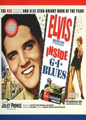 Rent Elvis Presley: Inside G.I. Blues Online DVD Rental
