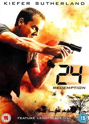 24: Redemption Online DVD Rental