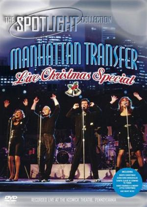 Rent Manhatten Transfer Christmas Special Online DVD Rental