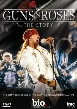 Rent Guns N Roses Story Online DVD Rental