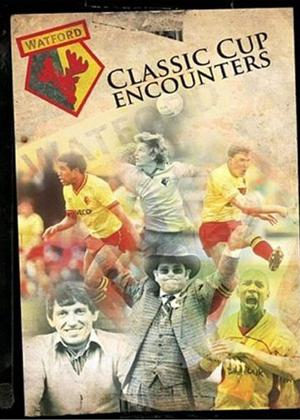 Rent Watford FC: Classic Cup Encounters Online DVD Rental