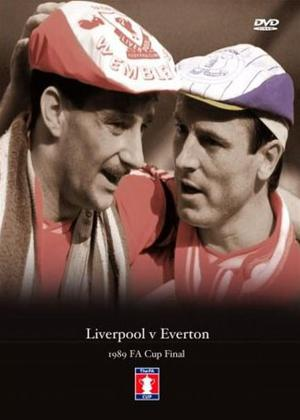 Rent 1989 Fa Cup Final Dvd and Replica Match Day Programme Pack Online DVD Rental