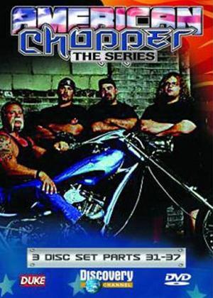 Rent American Chopper: Parts 31-37 Online DVD Rental