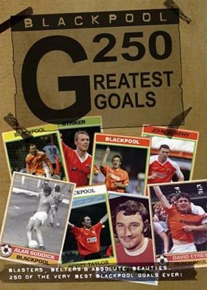 Rent Blackpool FC Greatest Goals Online DVD Rental