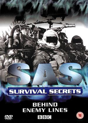 Rent SAS Survival Secrets: Behind Enemy Lines Online DVD Rental