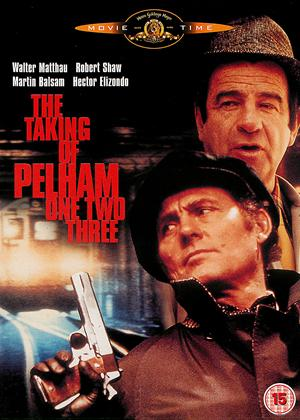 Rent The Taking of Pelham One Two Three Online DVD Rental
