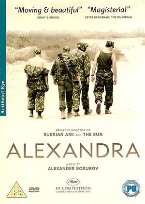Rent Alexandra (aka Aleksandra) Online DVD & Blu-ray Rental