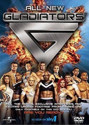 Rent Gladiators: Series 1 Online DVD Rental