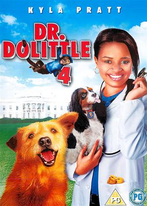 Rent Doctor Dolittle 4: Tail to the Chief Online DVD & Blu-ray Rental