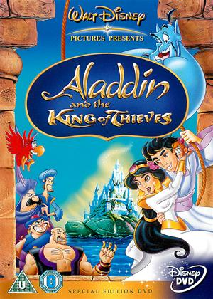 Aladdin and the King of Thieves Online DVD Rental